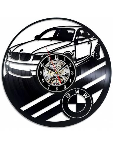 Bmw Voiture 01 Horloge Disque Vinyle Deco
